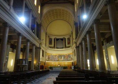 Roma Sant'Antonio da Padova  Impianto audio